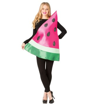 Watermelon Slice Costume