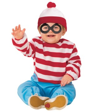 Where's Baby Waldo Onesie