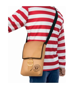 Wheres Waldo Messenger Bag
