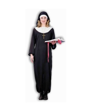 Women's Religious Nun Costume