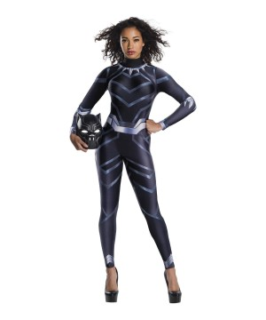 Women's Black Panther Costume