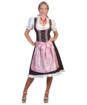 German Tirol Womens Costume