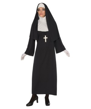 Womens Nun Costume