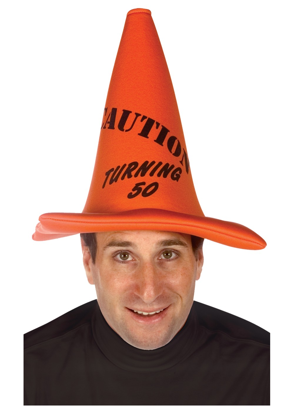 50th Birthday Cone Hat