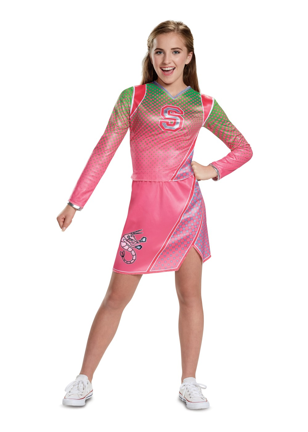 Kids Addison Disney Zombies Girl Costume Classic