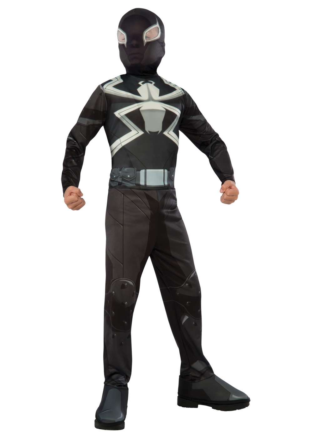 Agent Venom Child Costume