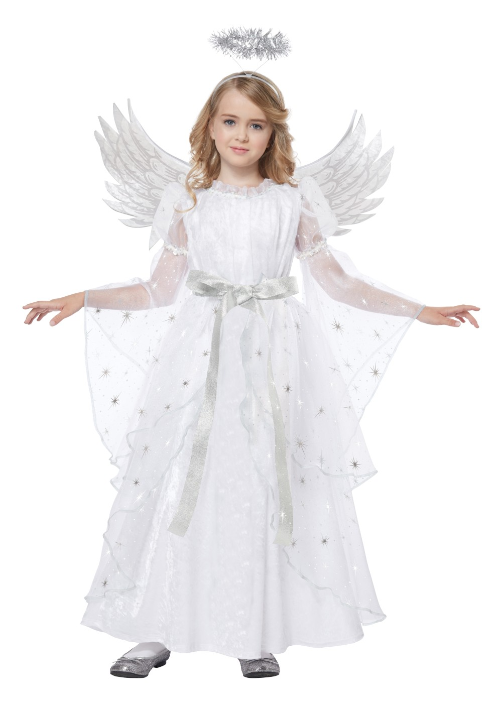 Kids Starlight Angel Girl Costume