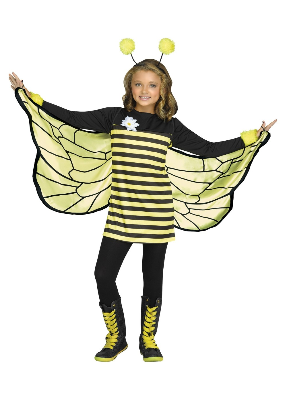 Kids Bee My Honey Girls Costume