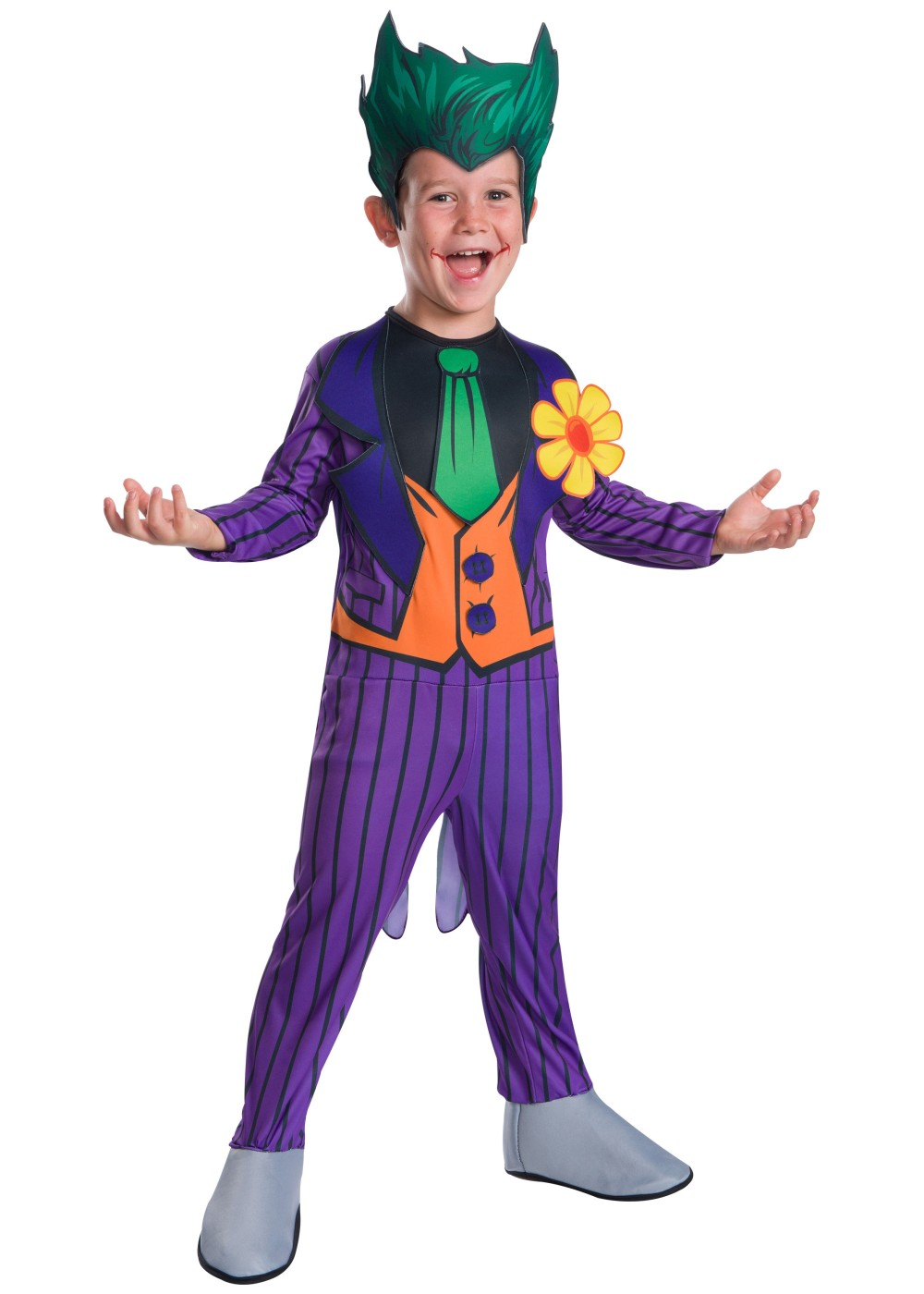 Boys Joker Costume