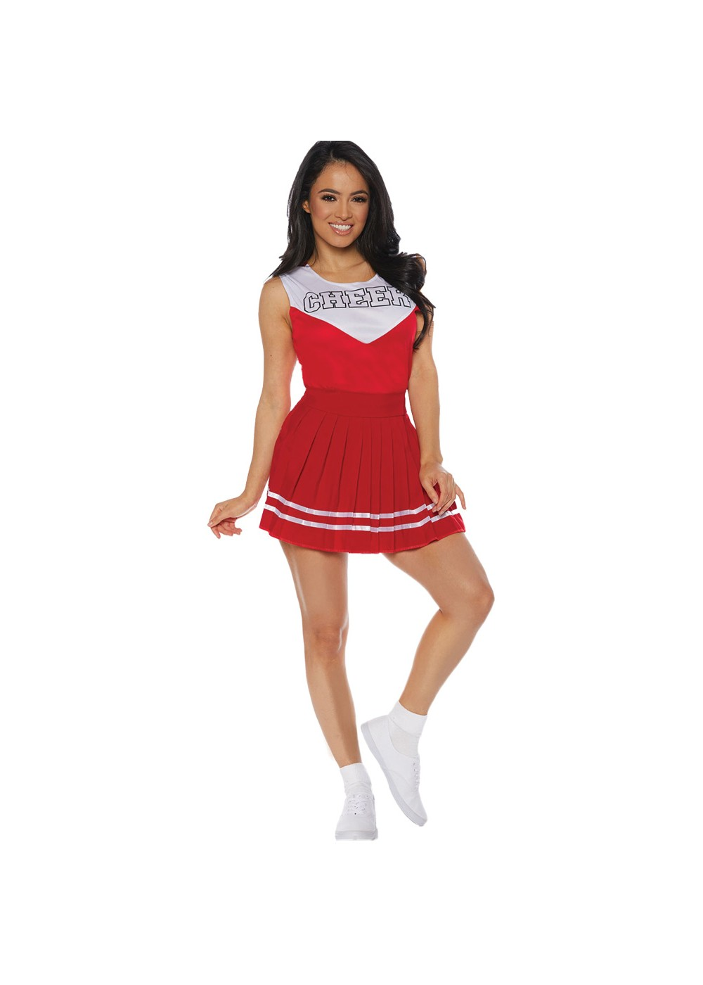 Cheerleader Women Costume