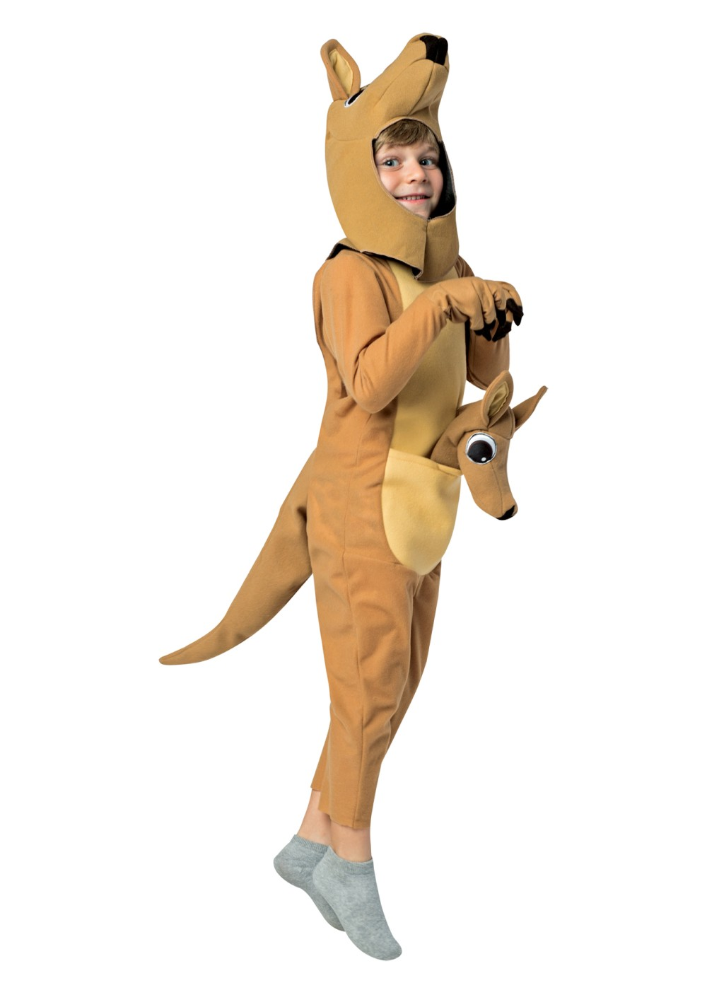 Kids Child Kangaroo Costume