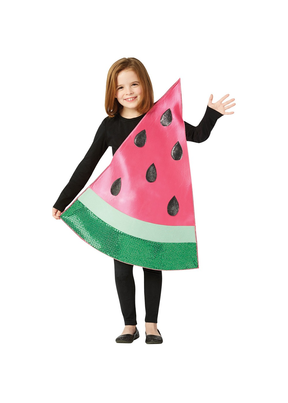 Kids Child Watermelon Slice Costume