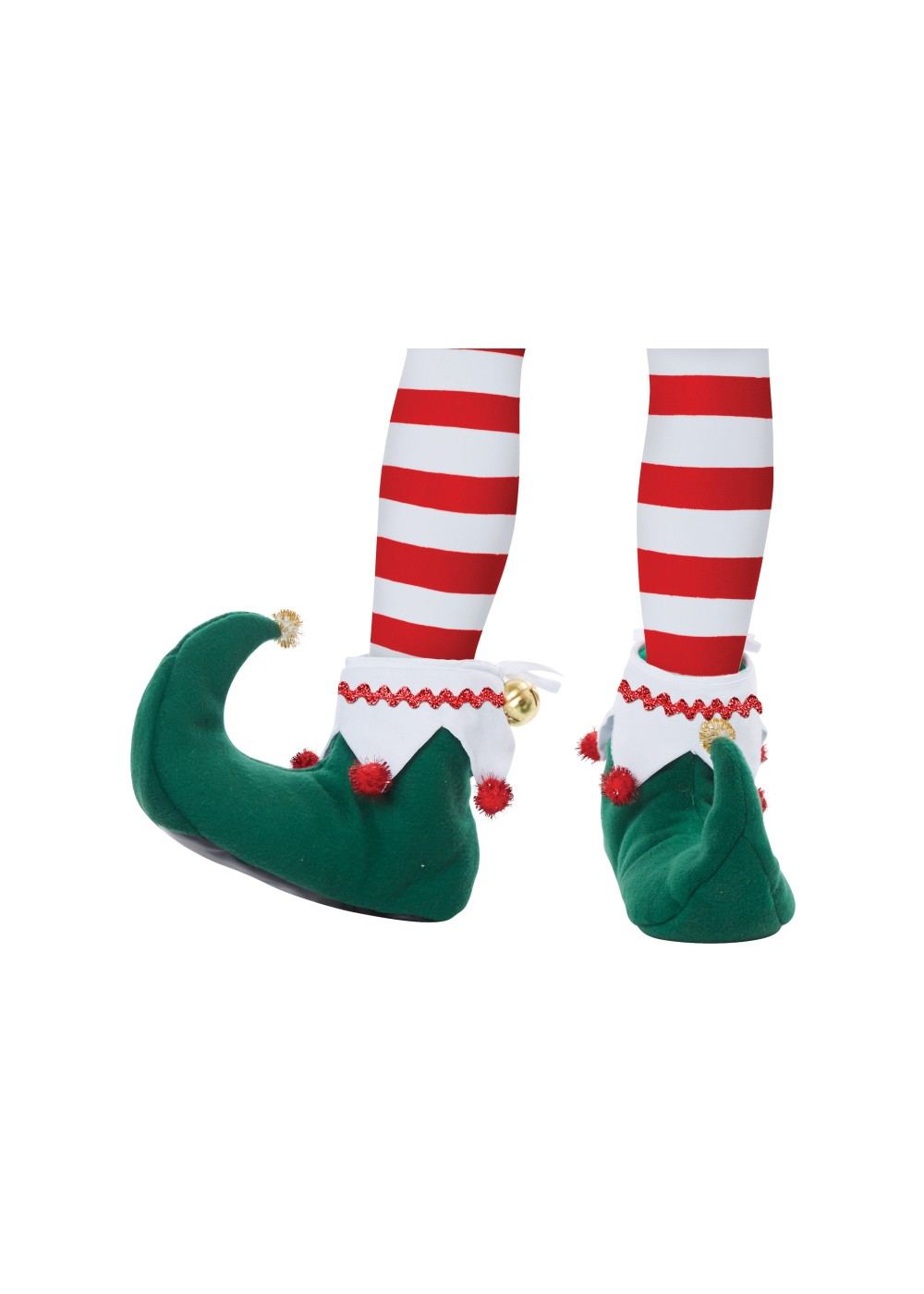 Kids Pointed Childrens Elf Shoes
