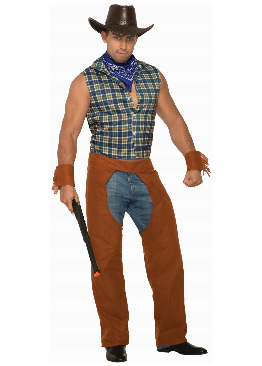 Lone Star Stud Men Costume