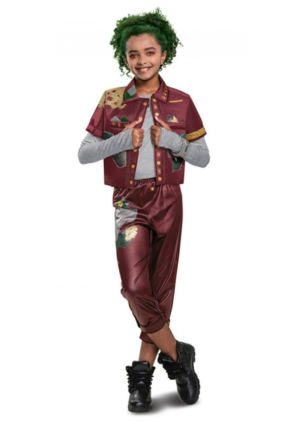 Kids Eliza Disney Zombies Costume Deluxe
