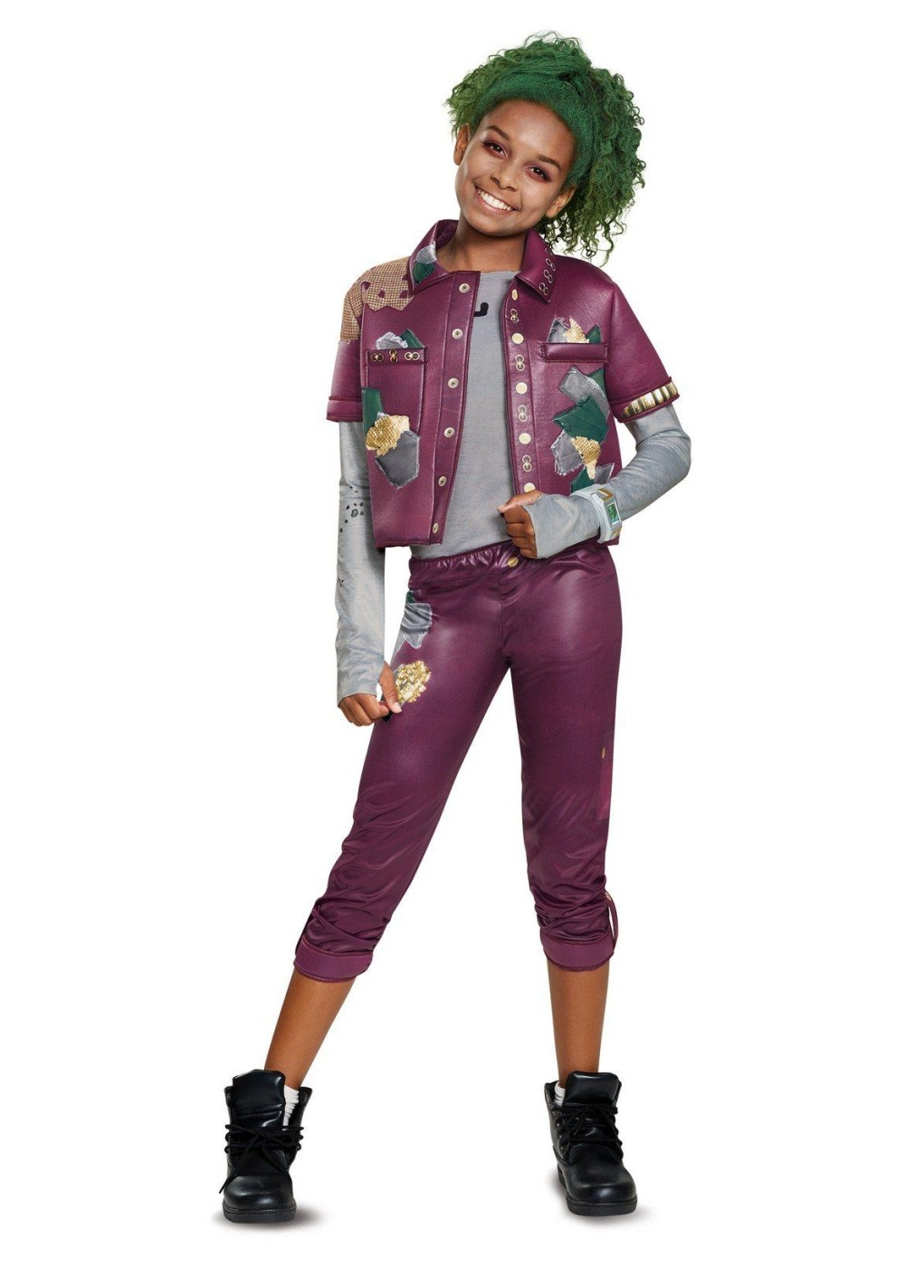 Kids Eliza Zombie Girls Costume