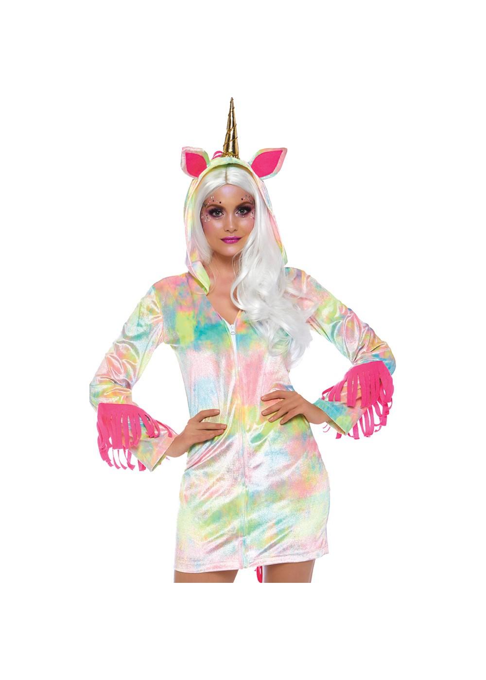 8dc4fb919cfa0 Womens Enchanted Unicorn Dress Costume - Sexy Costumes