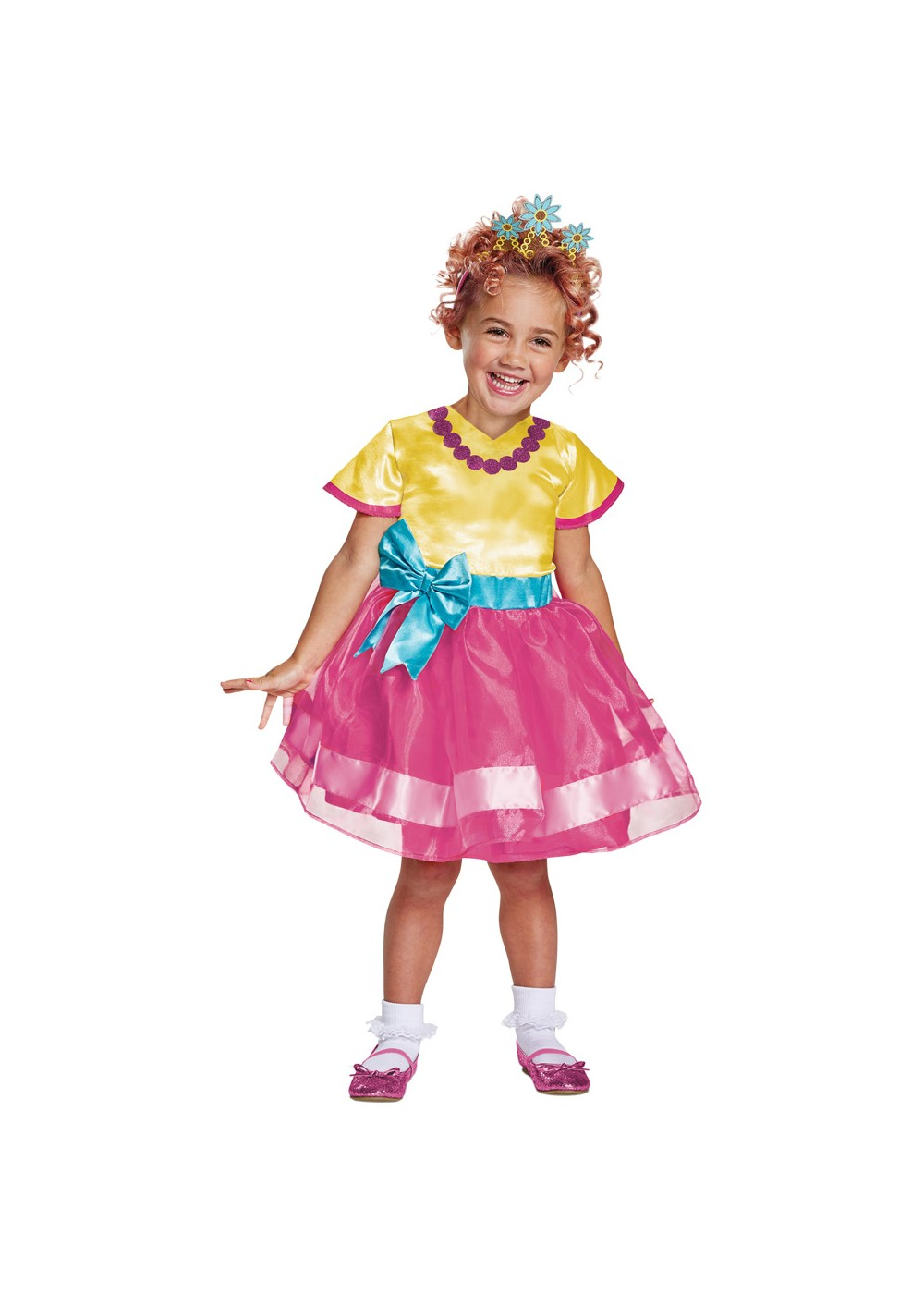 Kids Girls Fancy Nancy Costume