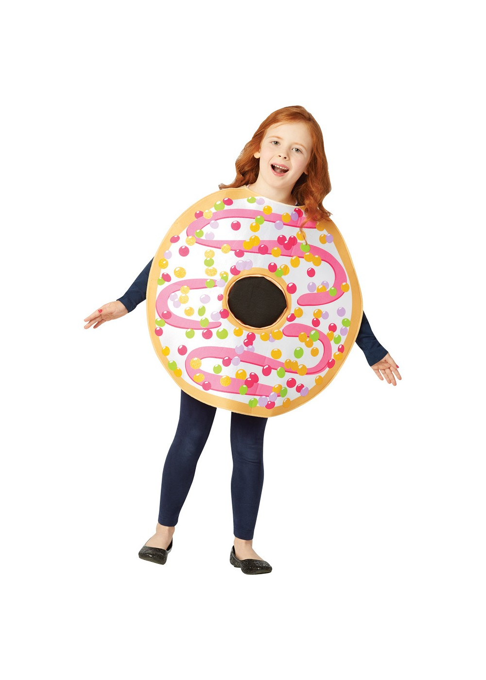 Kids Frosted Donut Child Costume