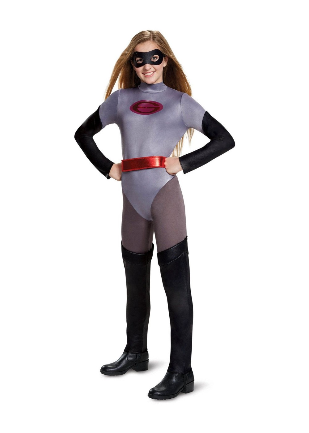 Kids Girls Incredibles 2 Elastigirl Costume