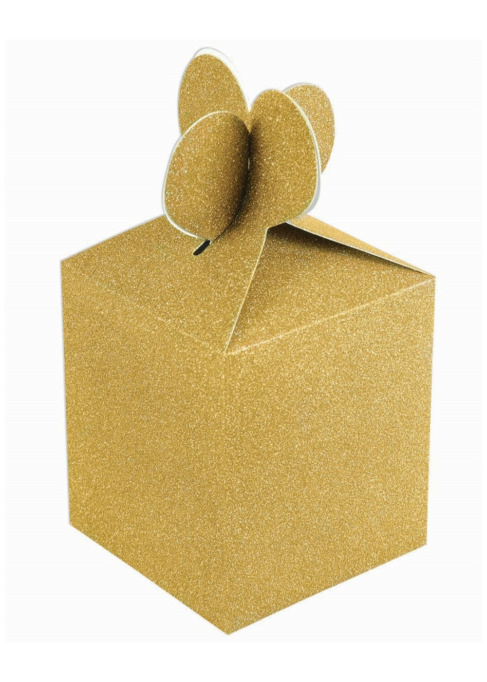 Diamond Gold Color Gift Boxes