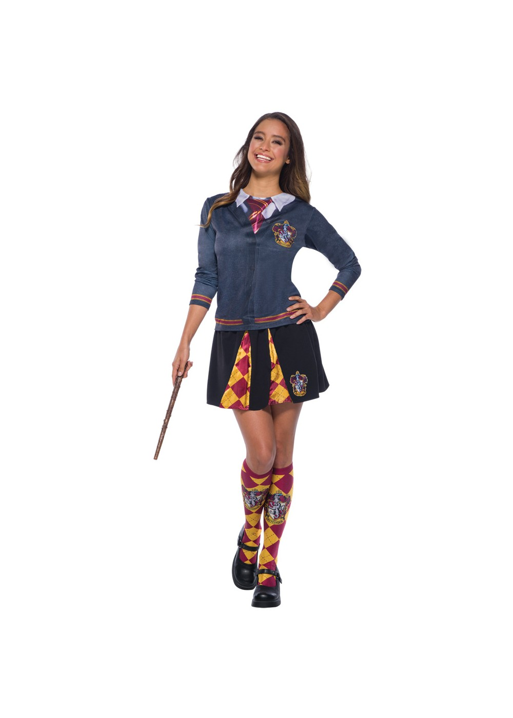 Gryffindor Harry Potter Womens Skirt