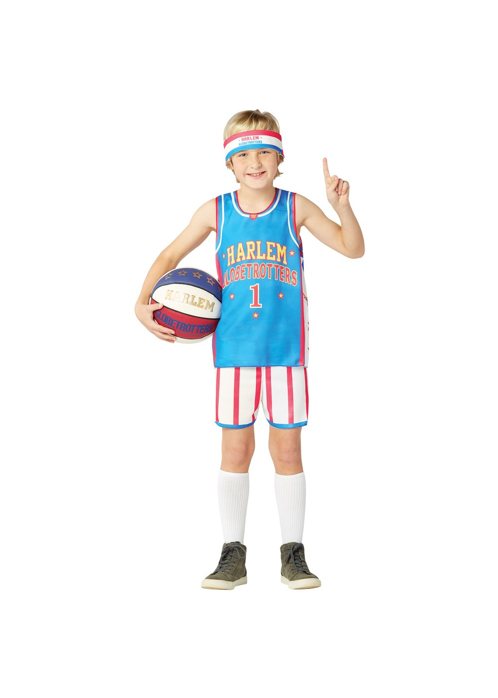 Harlem Globetrotters Uniform Costume