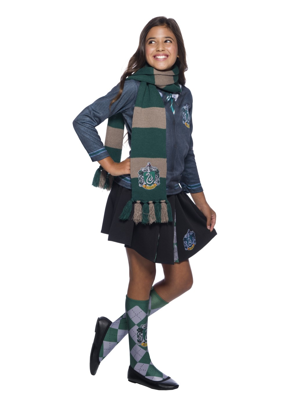 0a11a69170a Harry Potter Slytherin Scarf - Accessories