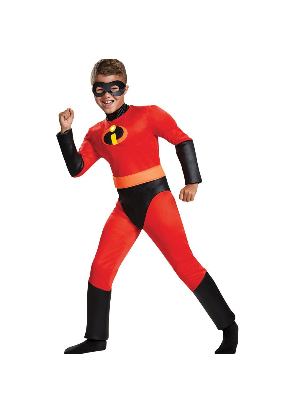 The Incredibles Dash Boys Costume