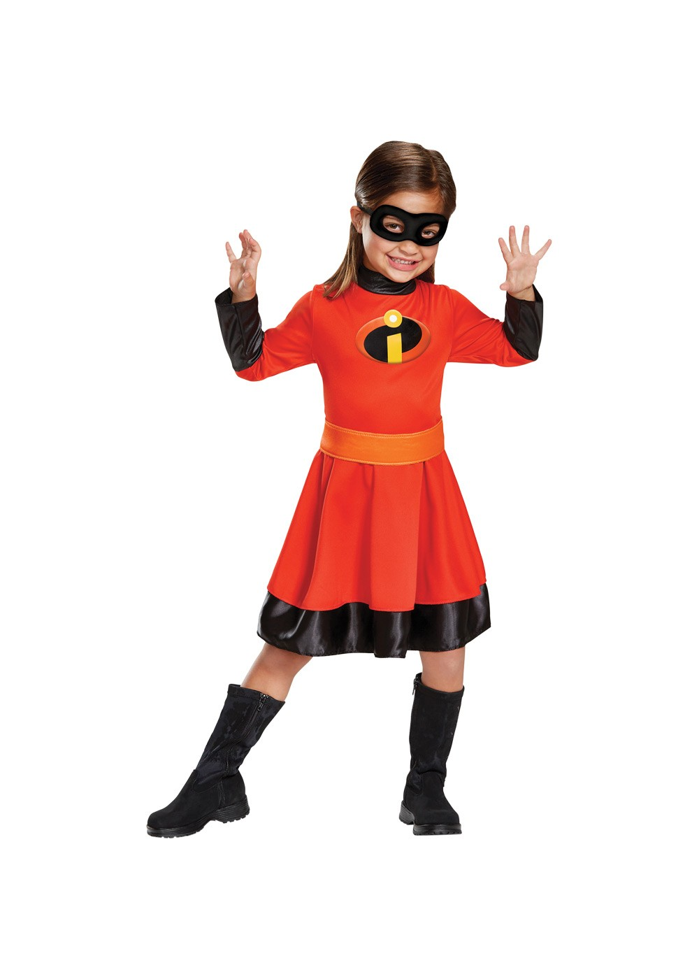 Kids Incredibles Violet Toddler Costume