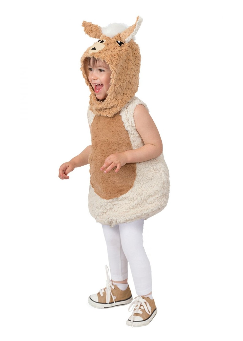 Lenny The Llama Toddler Costume