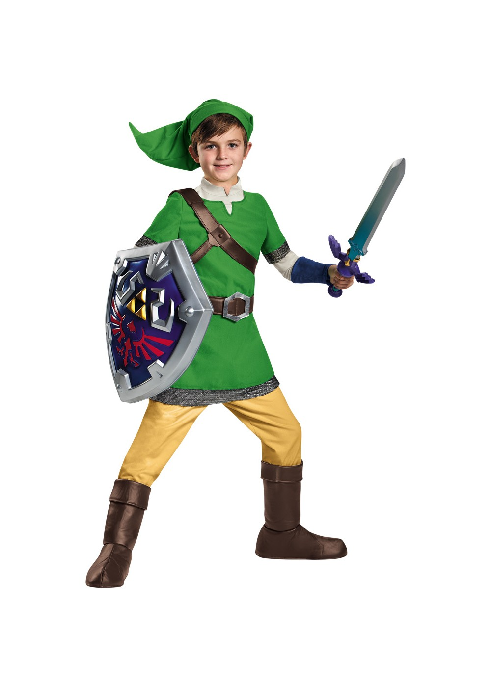 Childrens Link Costume