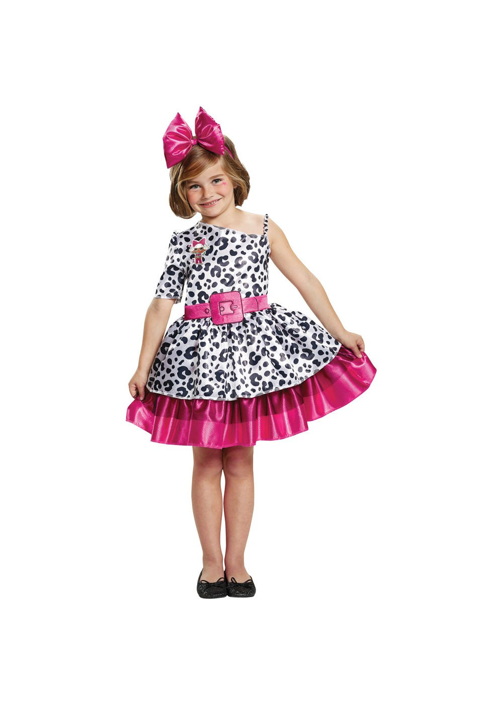 Kids L.o.l. Doll Diva Girls Costume
