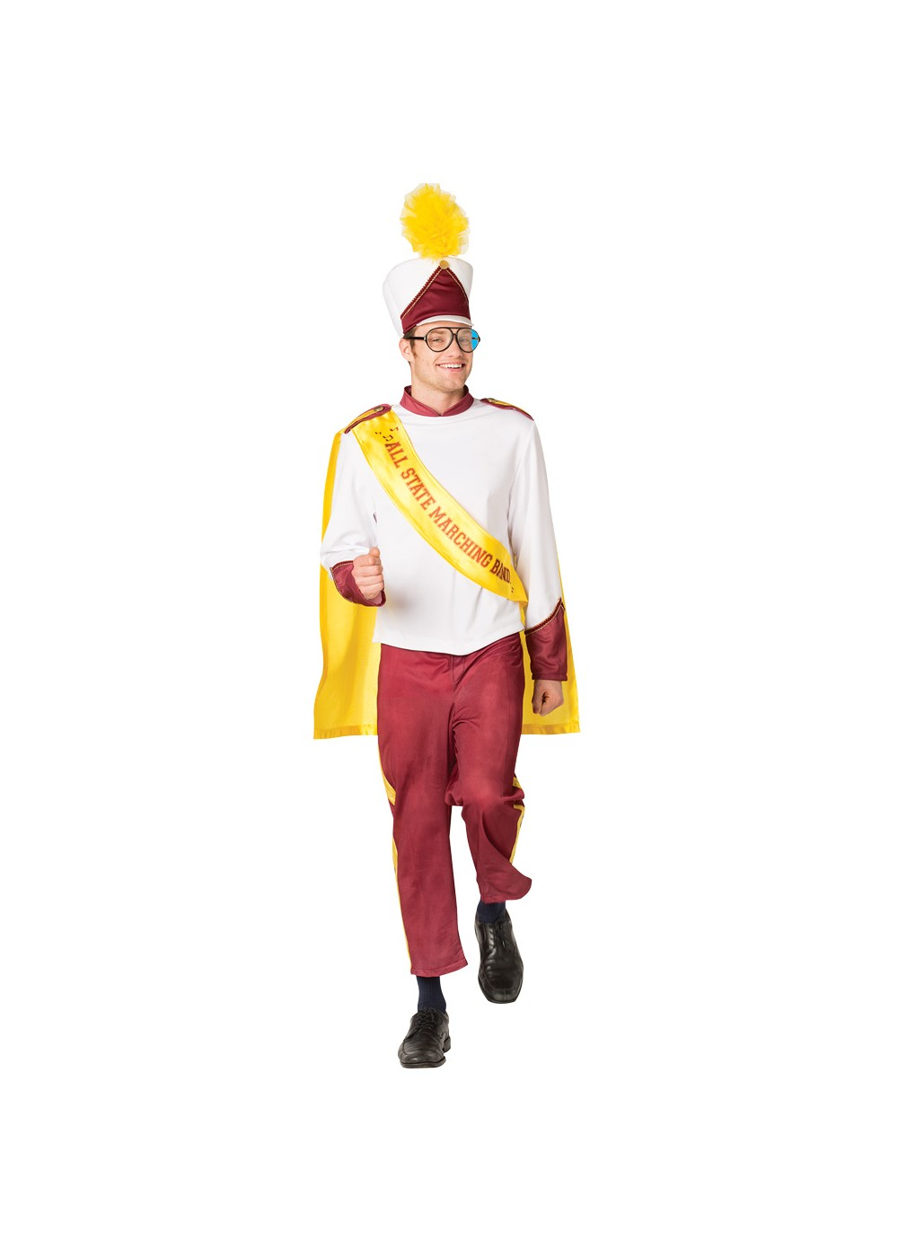 Mens Marching Band Costume