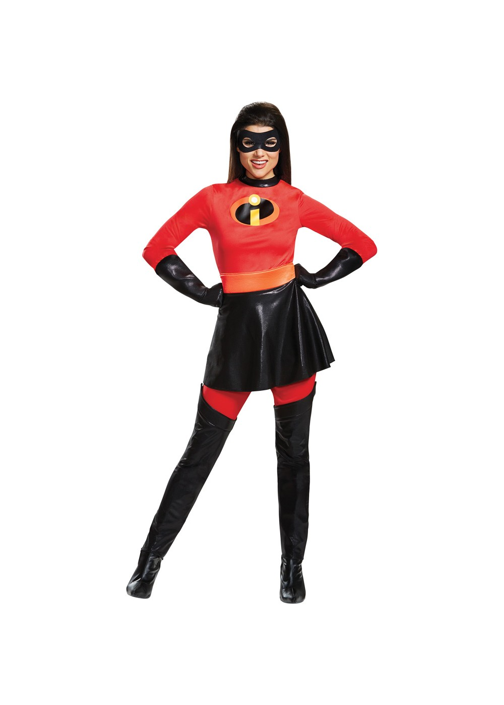 Mrs Incredible Women Costume