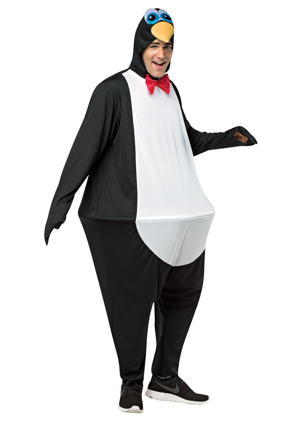 Penguin Hoop Costume
