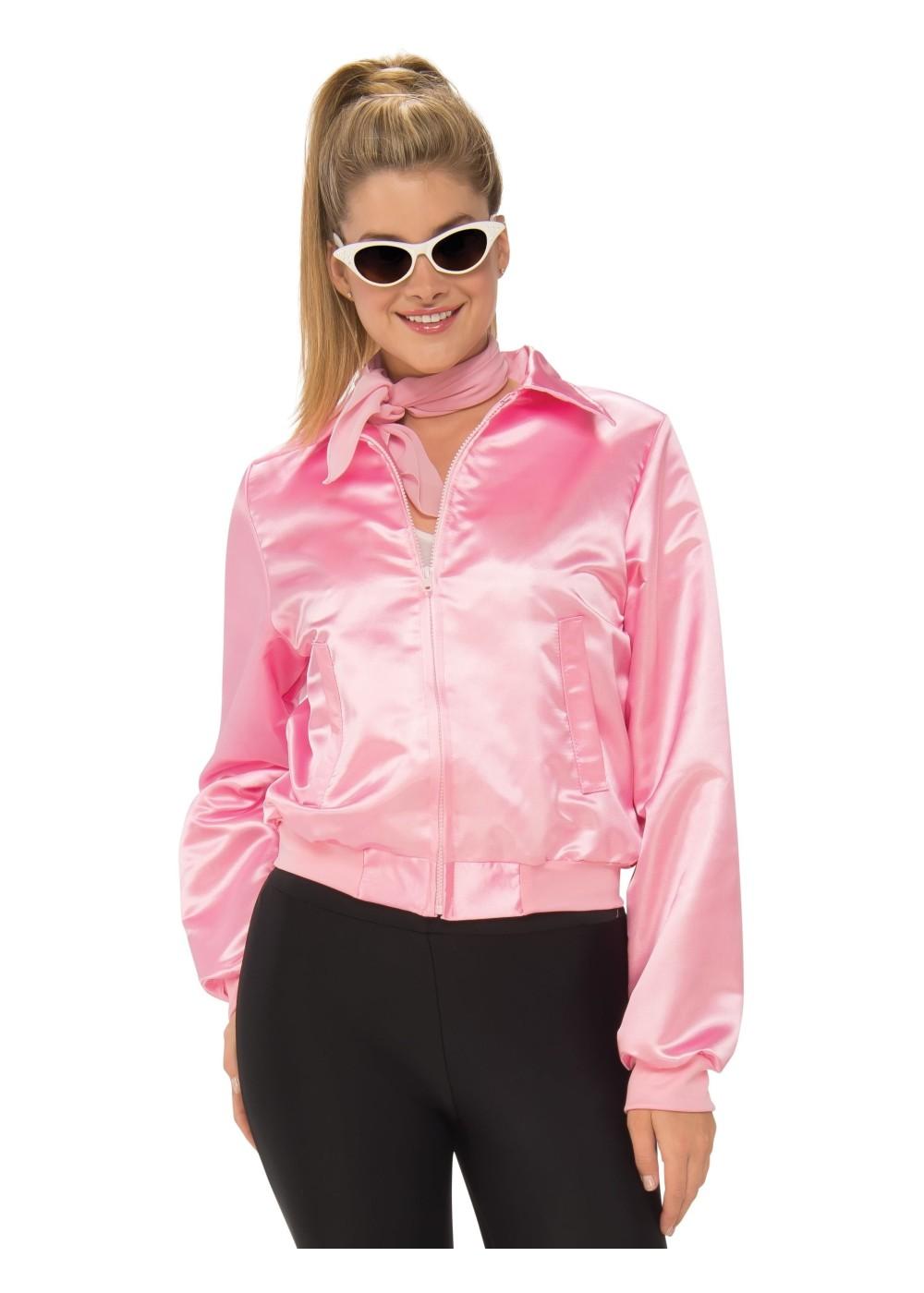 Pink Ladies Jacket Costume 1950s Costumes