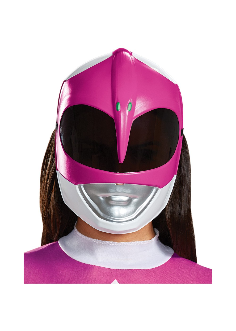 Pink Ranger Womens Mask