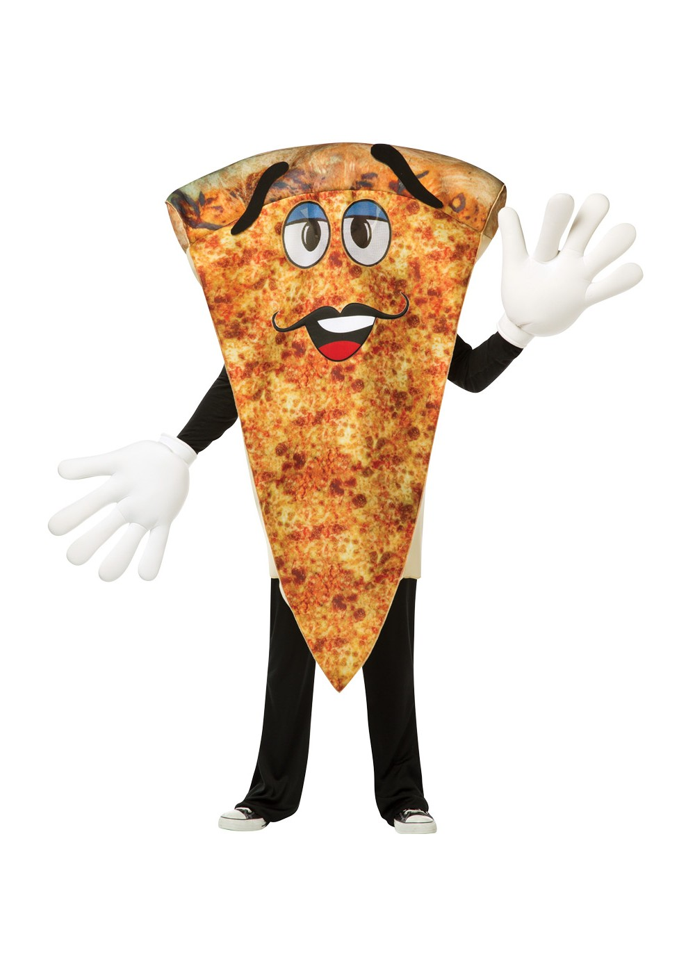Pizza Mascot Costume