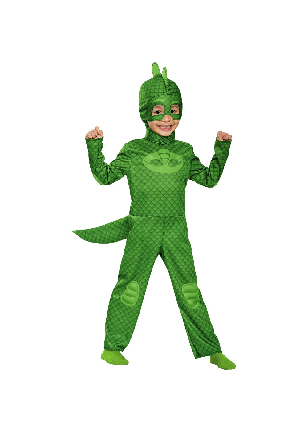 Pj Masks Gekko Toddler Boys Costume