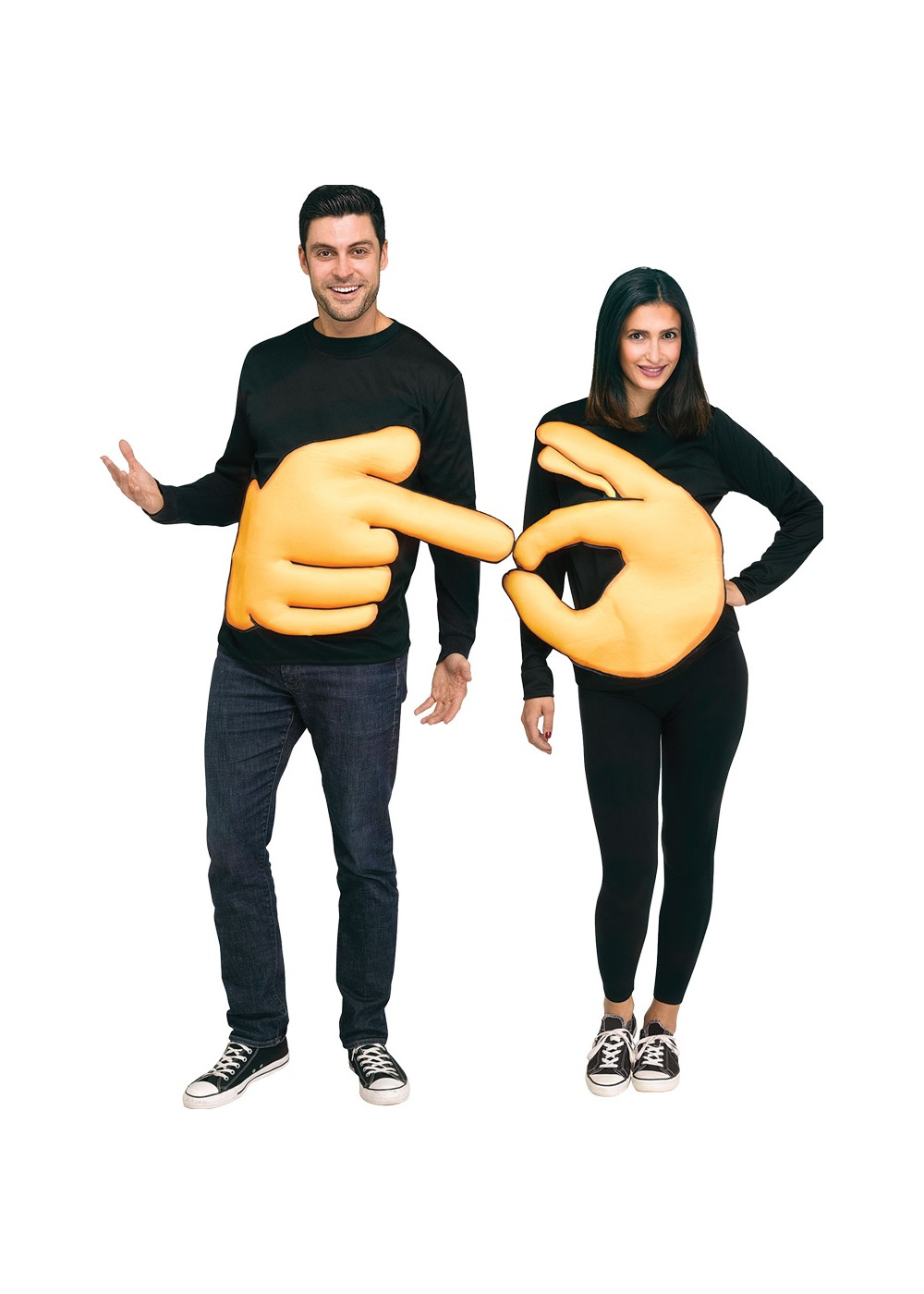 Pointer Finger  Costume