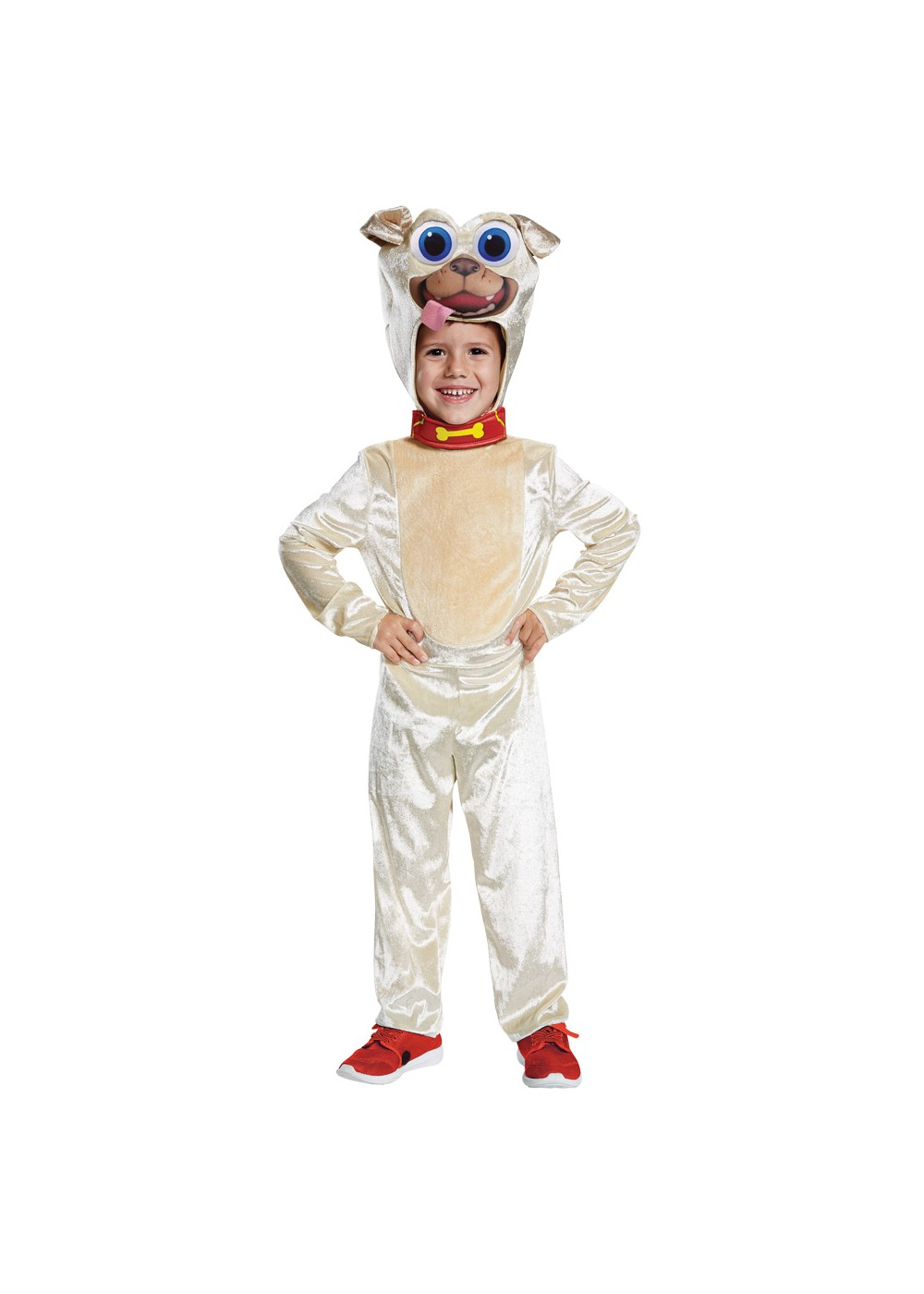 Kids Puppy Dog Pals Rolly Toddler Disney Costume