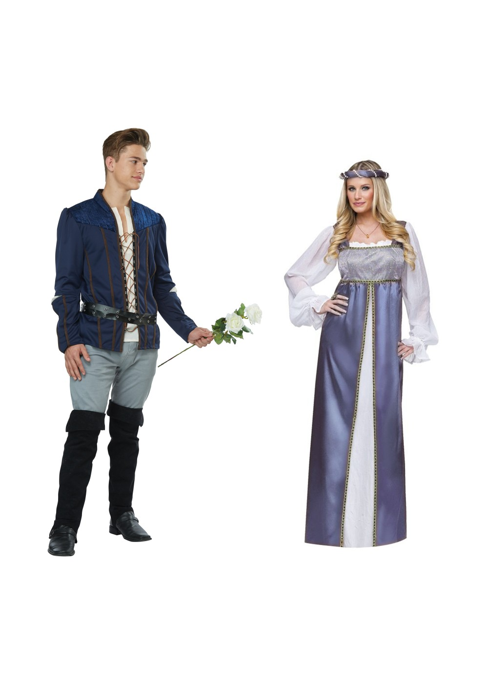 Romeo And Juliet Couples Costume
