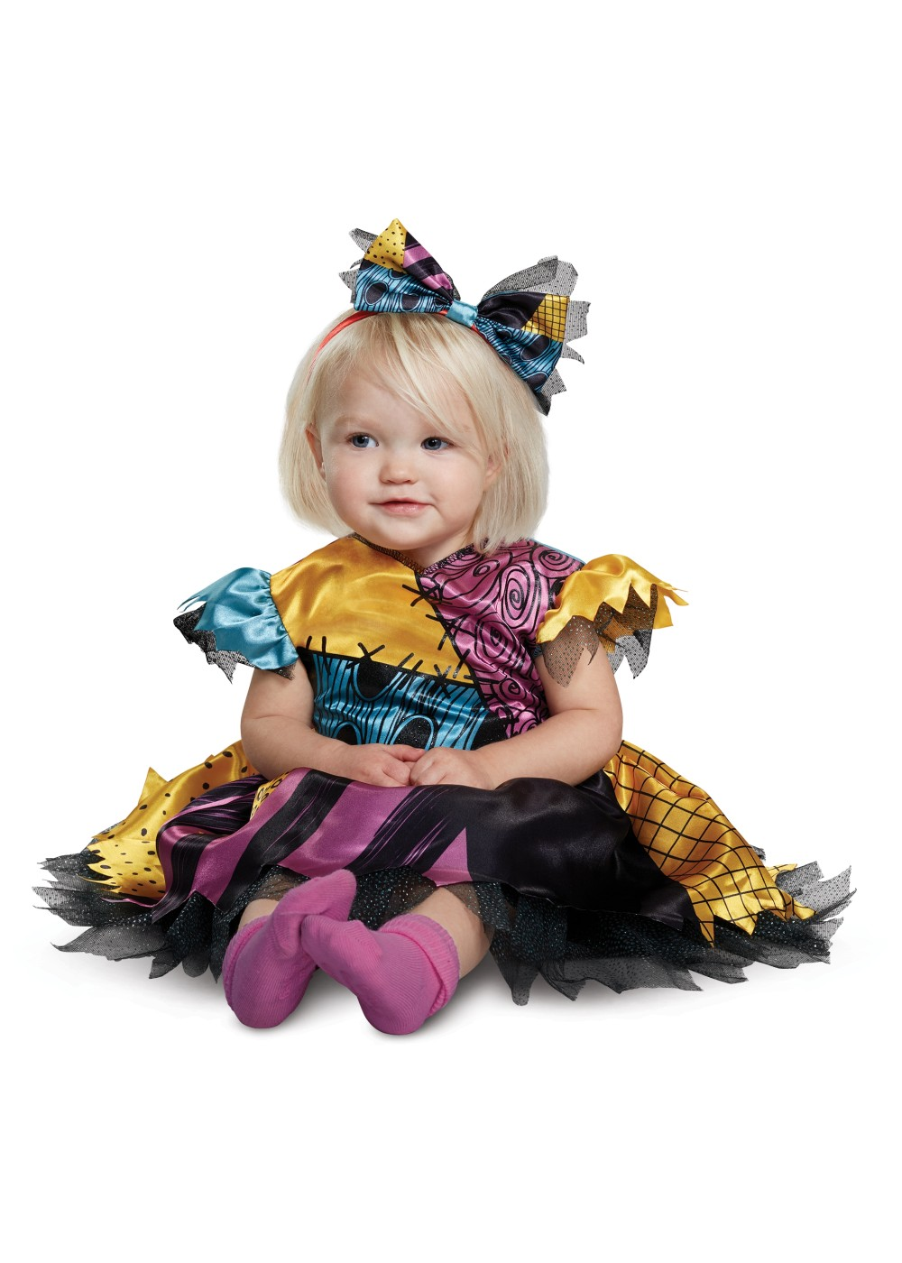 Kids Sally Classic Toddler Costume