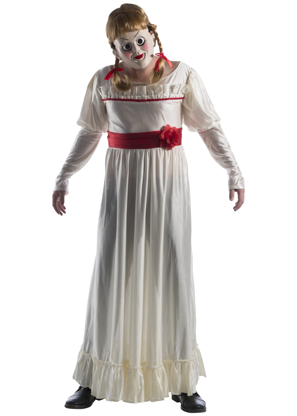Scary Annabelle Women Costume
