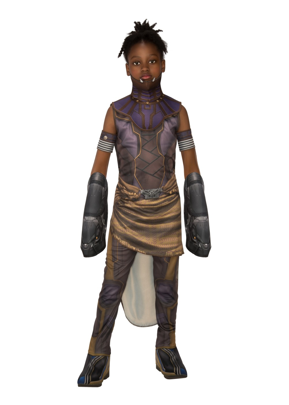 Kids Shuri Black Panther Child Costume
