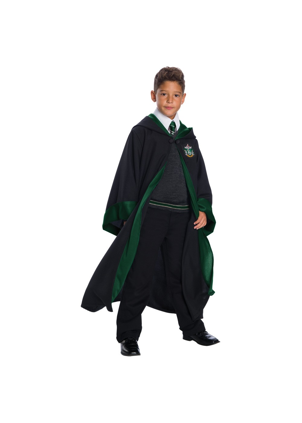 Kids Slytherin Student Costume