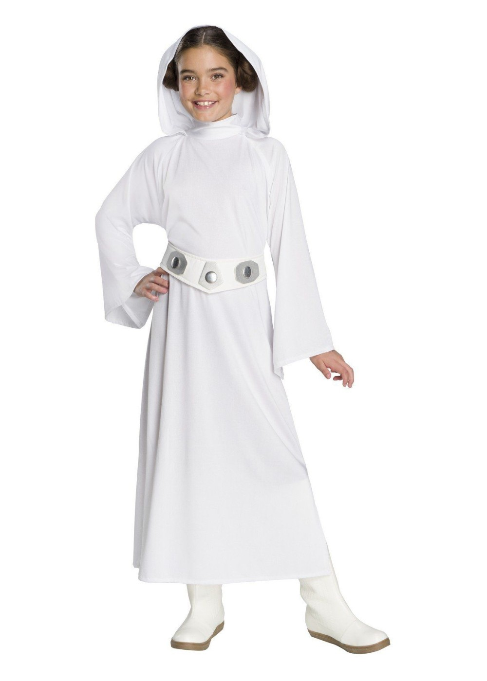 Kids Star Wars Princess Leia Girls Costume