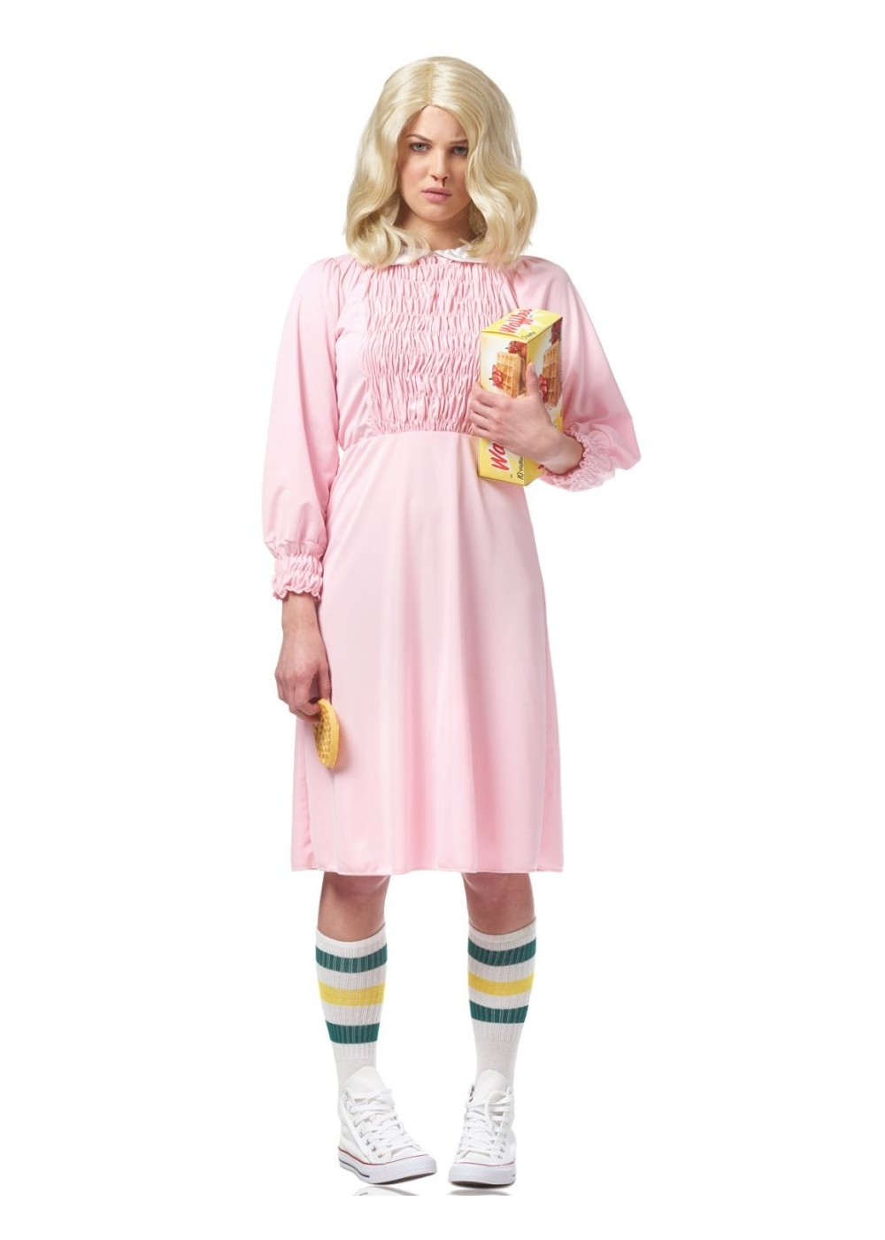 Kids Stranger Things Girls Eleven Costume