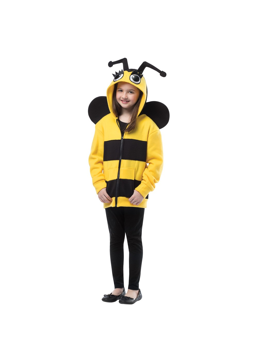 Toddler Bumble Bee Hoodie